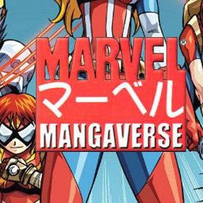 Marvel Mangaverse: Os Avengers