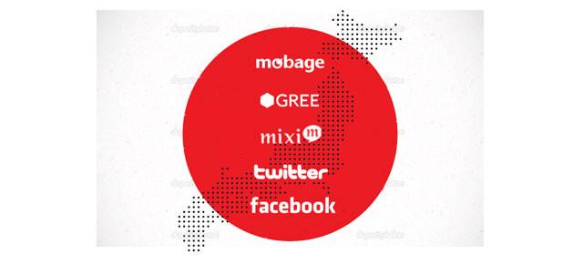 As 5 maiores redes sociais no Japão