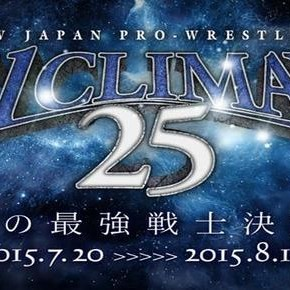 G1 Climax 25