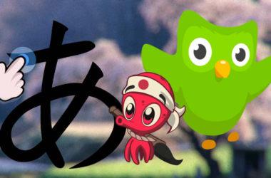 melhores apps para aprender japonês