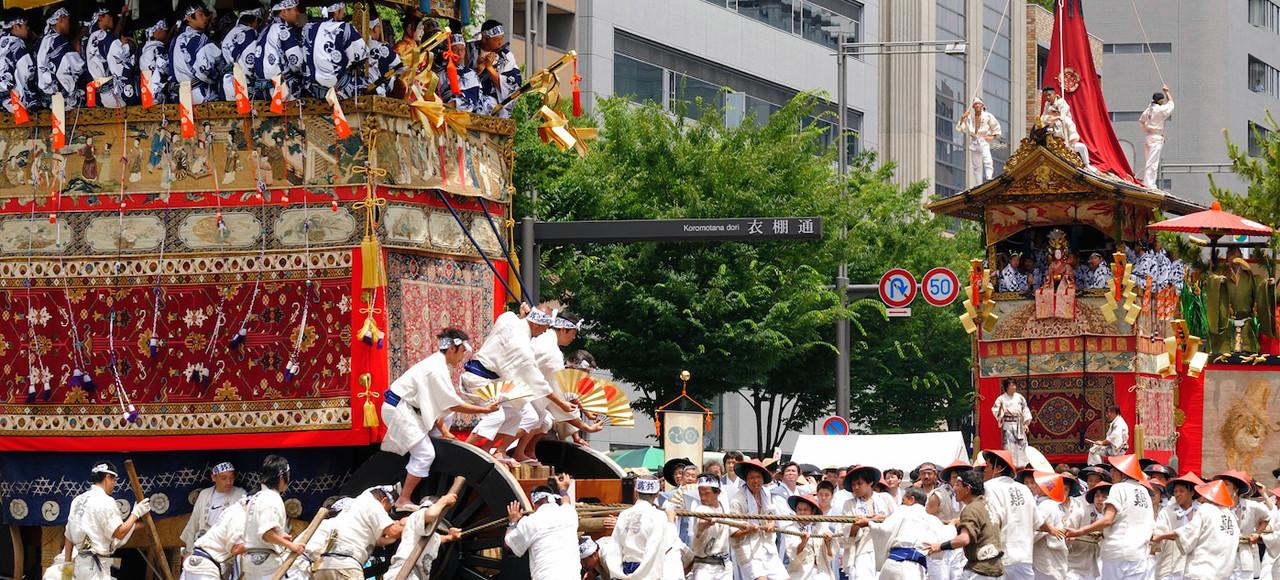 Cinco Festivais Tradicionais do Japão – NIJI zine