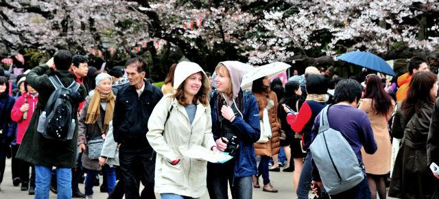 turismo japão